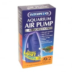 AirVolution AV2 Aquarium Air Pump