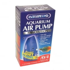 Airvolution AV4 Aquarium Air Pump