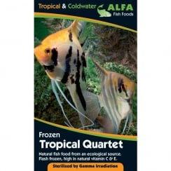 Frozen Tropical Quartet Blister Pack 100g