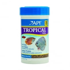 Tropical Pellets