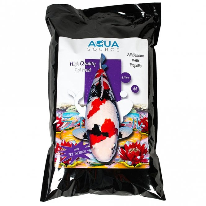 Aqua Source All Season With Propolis Koi Food