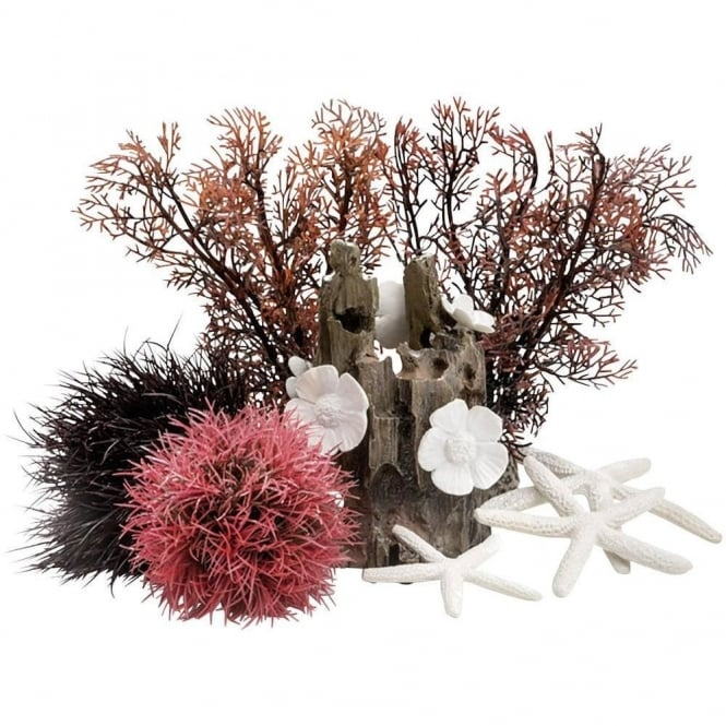 BiOrb Easy Decor Set 15L - Red Forest