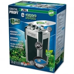 CristalProfi e1502 Greenline External Filter