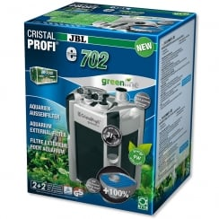 CristalProfi e702 Greenline External Filter