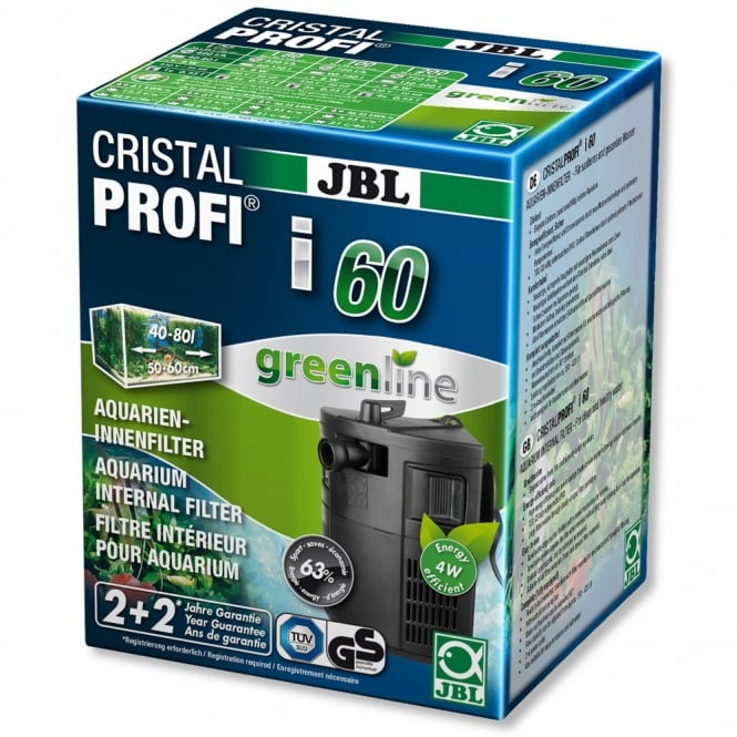 CristalProfi I60 Greenline Internal Filter