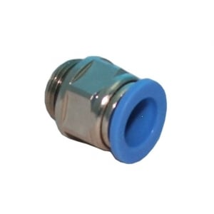 "12mm x 3/8"" BSP Male Stud connector"