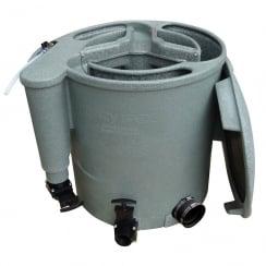 Multi chamber filters evolution aqua pond filters for Multi chamber filter systems for ponds