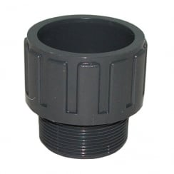 Threaded Male to Pressure Pipe Female Connectors