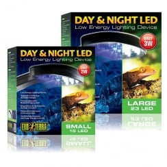Day & Night LED Light Fixtures