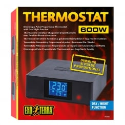 Dimming Thermostat With Day/Night Function 600w