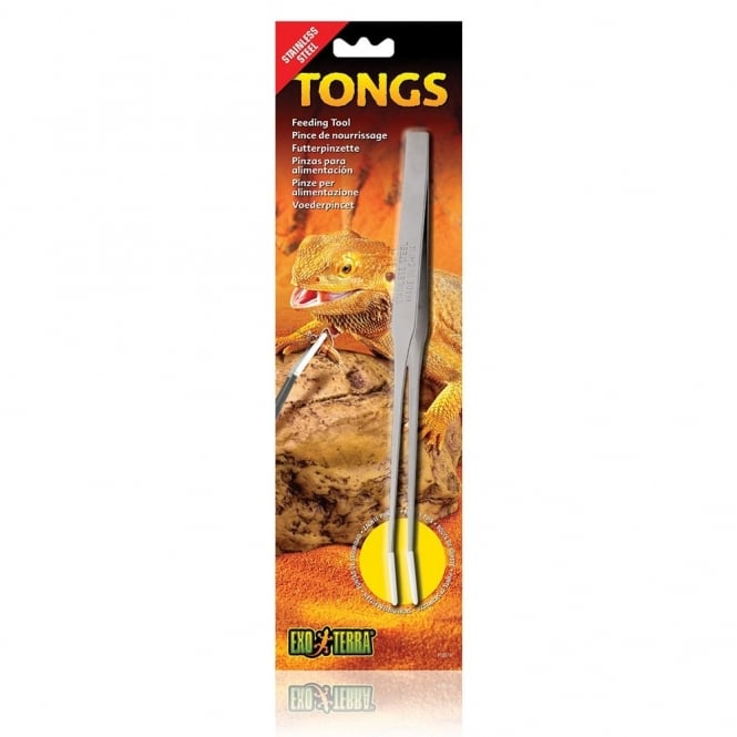Exo Terra Feeding Tongs
