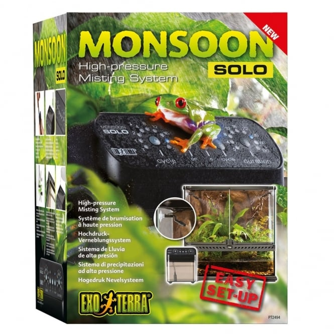 Exo Terra Monsoon Solo Misting System