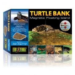 Turtle Bank Magnetic Floating Islands