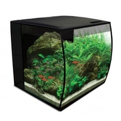 Flex Aquarium 34L - Black