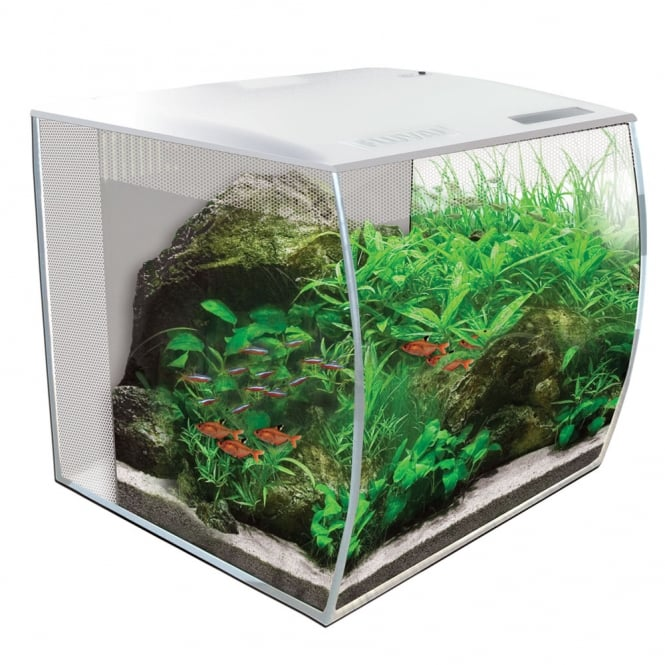 Flex Aquarium 34L - White