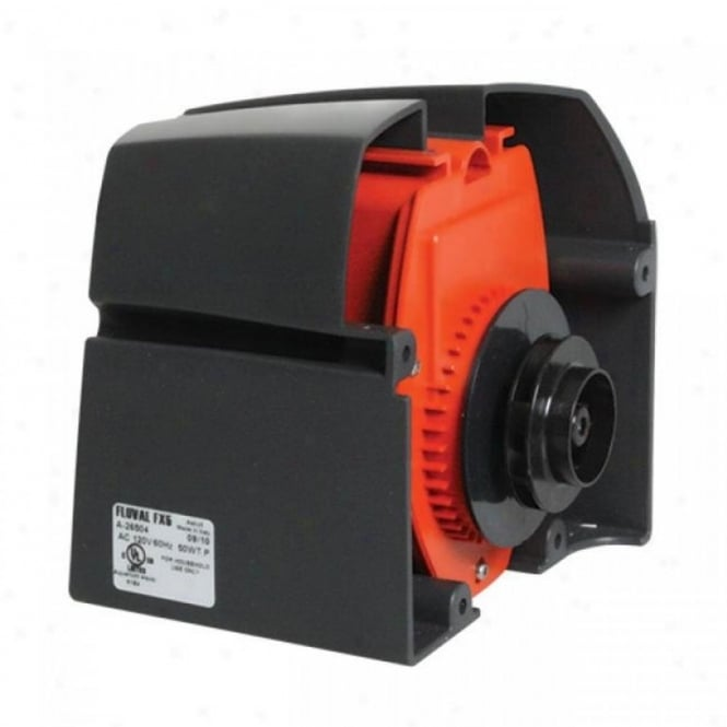 Fluval Fx5 Fx6 Filter Replacement Motor Unit Fluval From