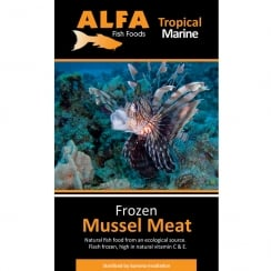 Frozen Mussel Meat Blister Pack 100g