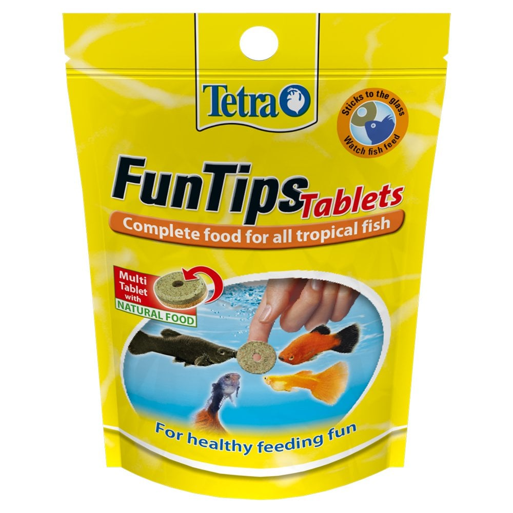 Fish & Aquariums Other Fish & Aquarium Supplies Tetra Fun Tips For Fish In Tanks
