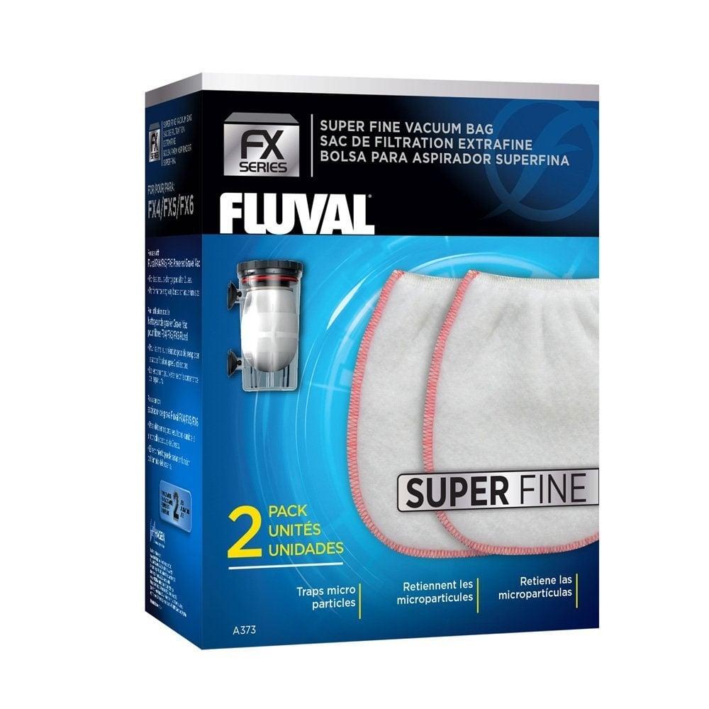 Fluval fx gravel cleaner vacuum bag super fine for Aspirarifiuti sera gravel cleaner