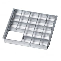 Galvanised Steel Grid Insert
