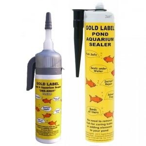 Underwater Sealer - Black
