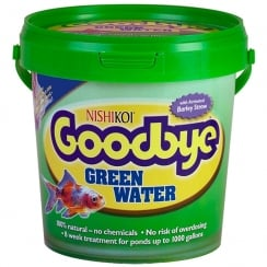 Goodbye Green Water