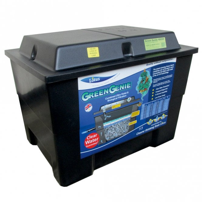 Green Genie 48000 Pond Filter