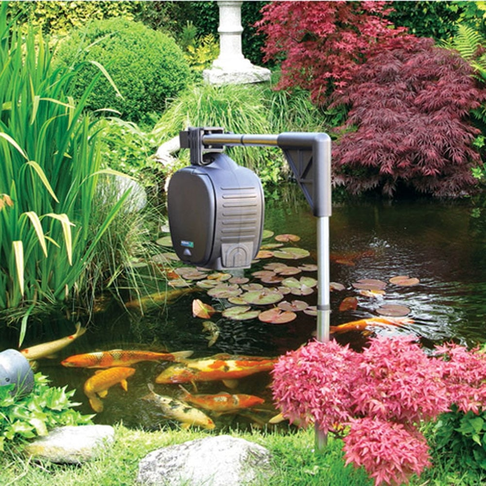 Hozelock Automatic Fish Feeder Hozelock From Pond Planet Ltd Uk