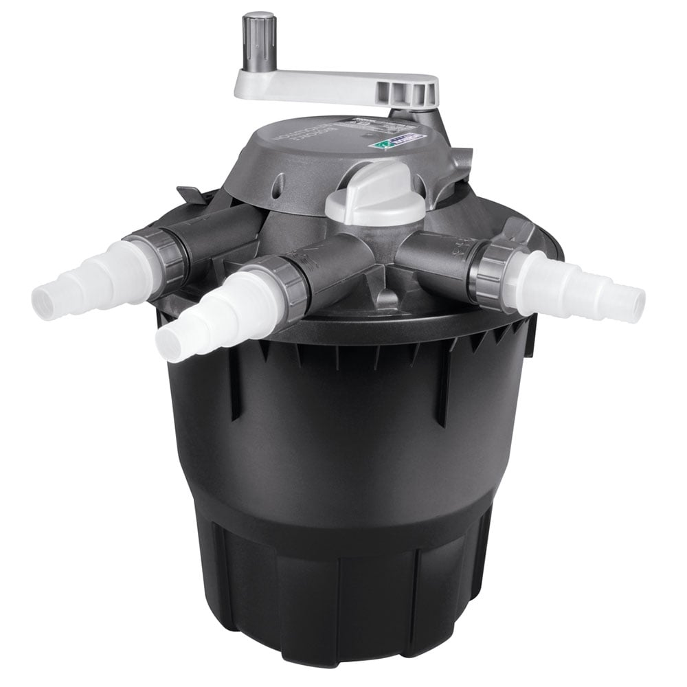 hozelock bioforce revolution 9000 pond filter hozelock