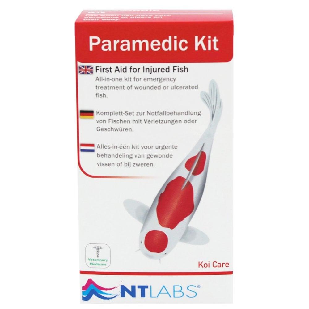 Nt labs koi care paramedic kit pond from pond planet ltd uk for Koi pond treatment