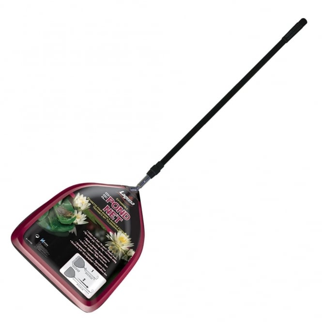 Laguna pro pond extendable net laguna from pond planet for Professional pond cleaners