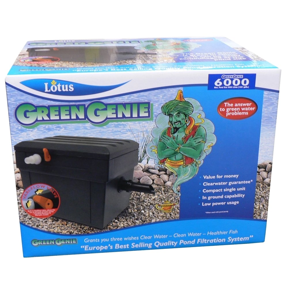 Lotus Green Genie 6000 Pond Filter