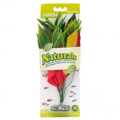Naturals Red/Yellow Dracena Silk Plants