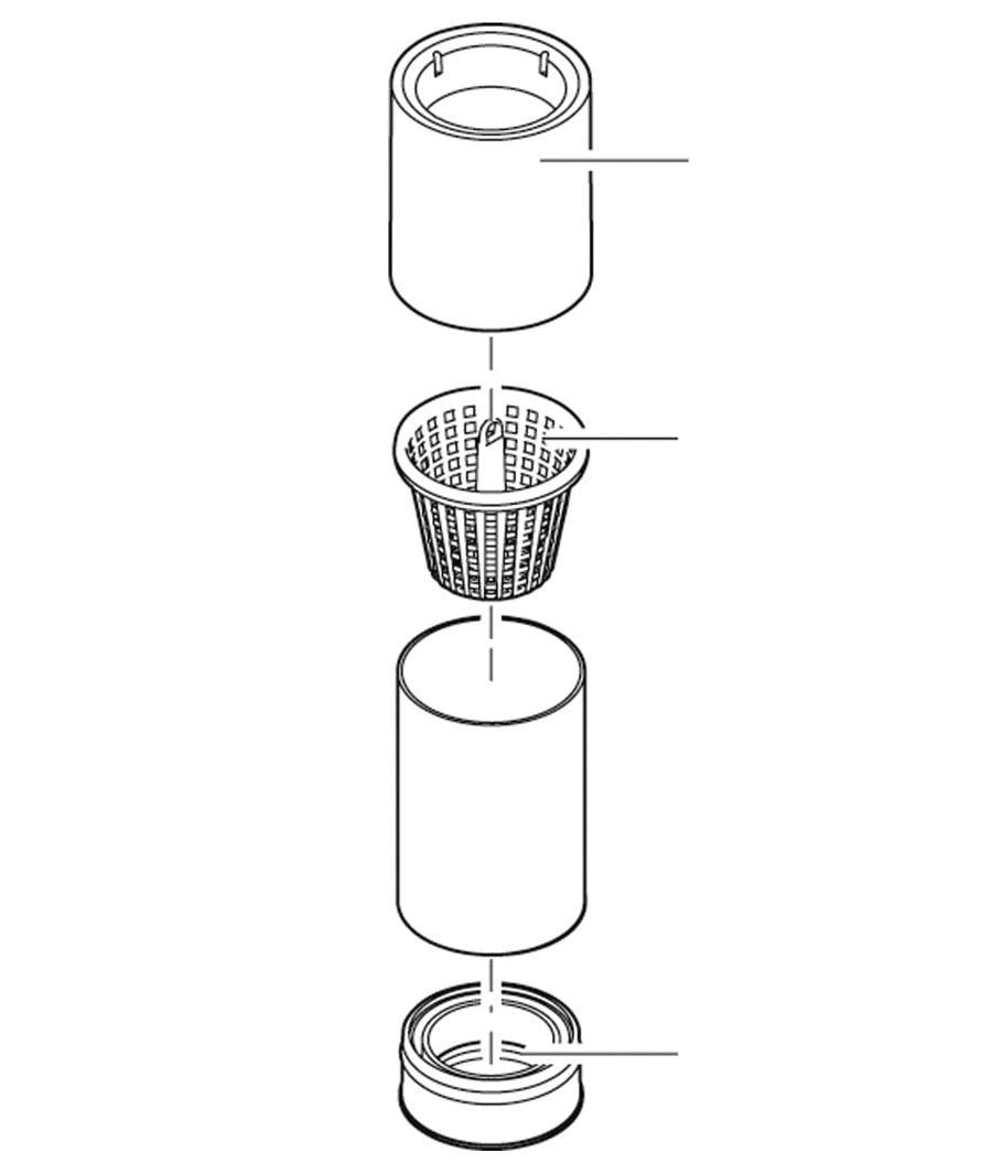 Oase AquaSkim Gravity Spare Parts