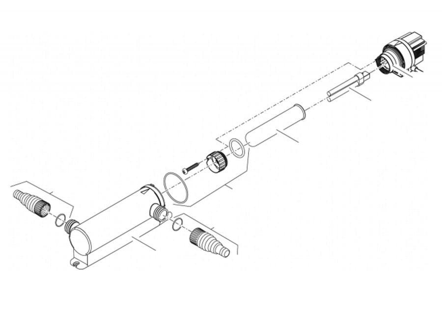 Oase Vitronic 11w UVC Spare Parts