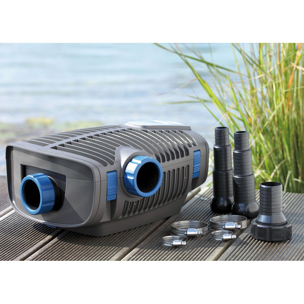 Oase aquamax eco premium 12000 pond pump oase from pond for Oase pond filter