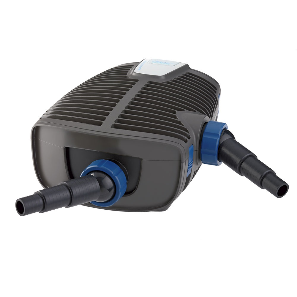 Oase aquamax eco premium 16000 pond pump oase from pond for Oase pond filter