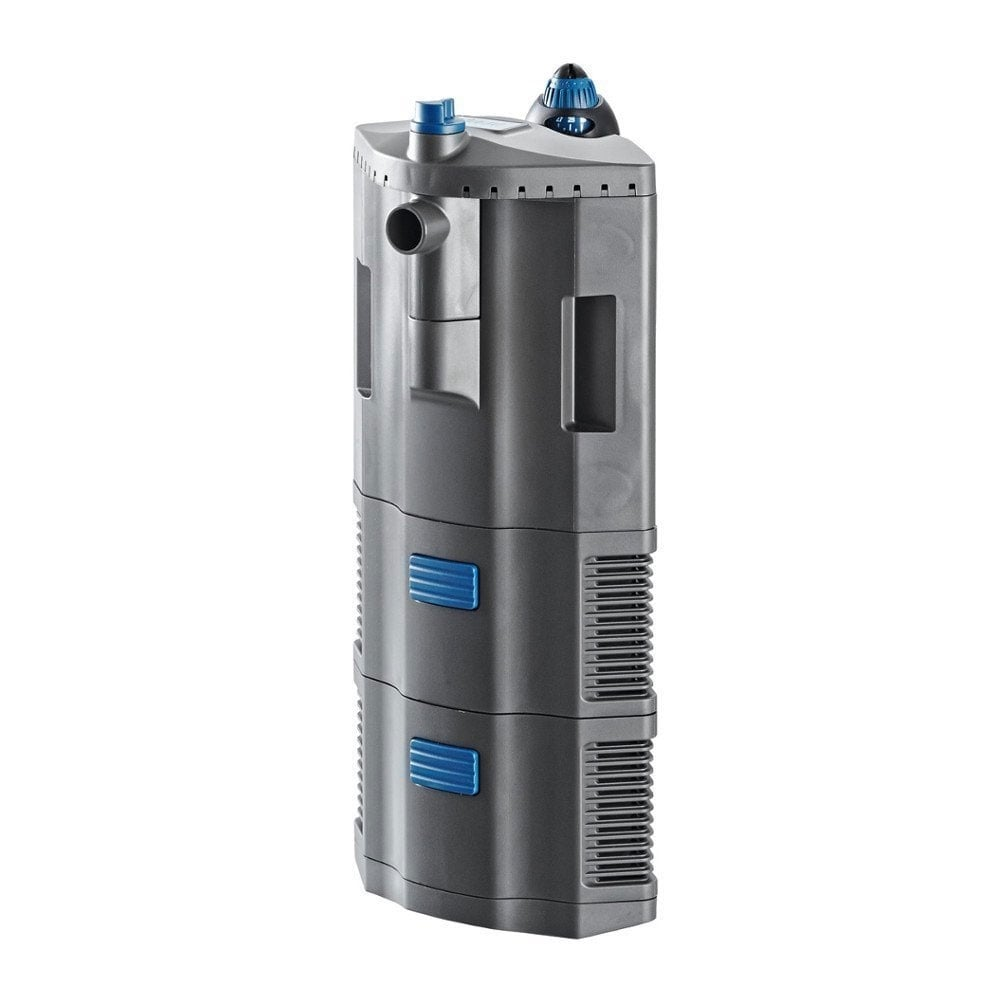 Oase oase bioplus thermo 100 internal aquarium filter for Oase pond filter