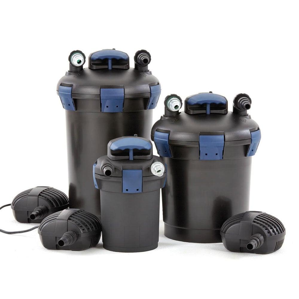 Oase biopress 10000 filter set oase from pond planet ltd uk for Koi filter set