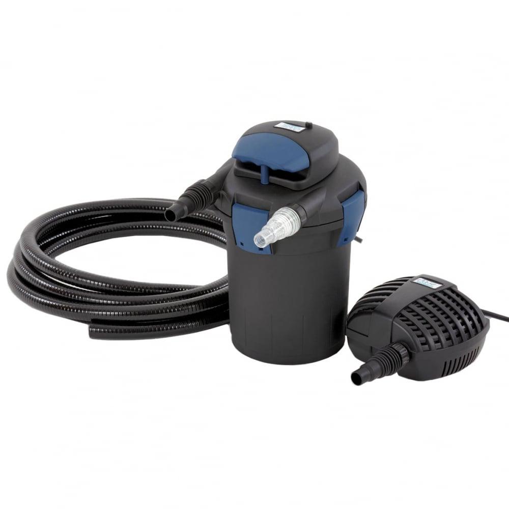 Oase biopress 4000 filter set oase from pond planet ltd uk for Oase pond filter