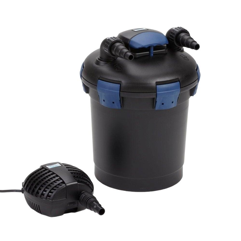 Oase biopress 6000 filter set oase from pond planet ltd uk for Oase pond filter