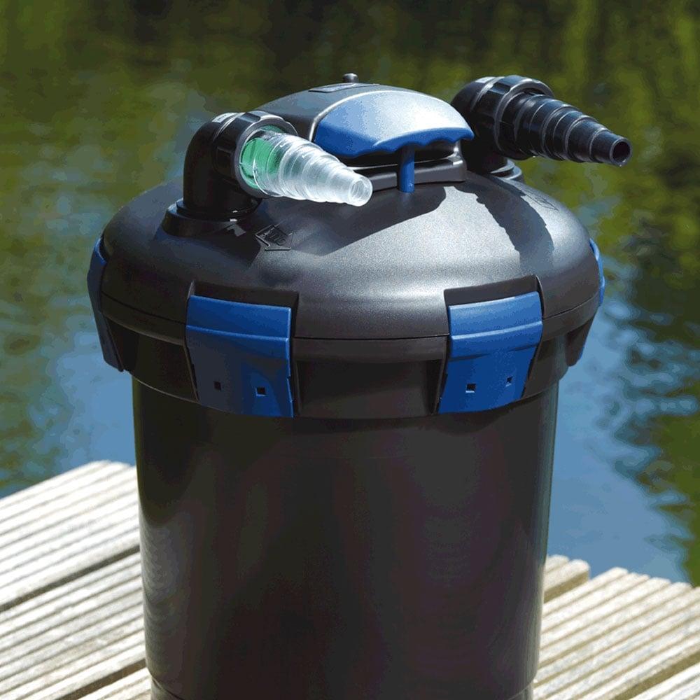 Oase Biopress 6000 Pond Filter Oase From Pond Planet Ltd Uk