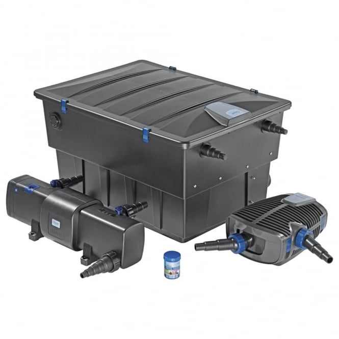 Oase biotec screenmatic set 60000 oase from pond planet for Kit filtration oase