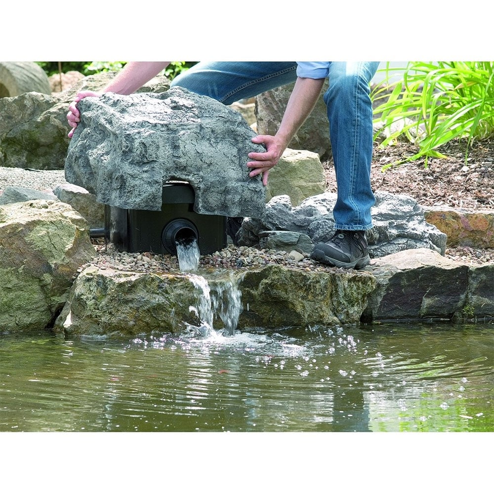 Oase filtomatic cap cws xl oase from pond planet ltd uk for Decorative fish pond covers