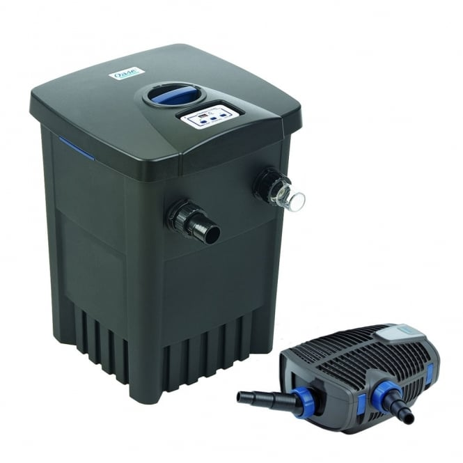 Oase filtomatic cws 7000 filter set oase from pond for Kit filtration oase