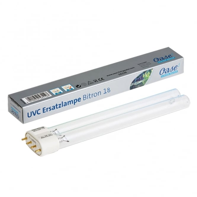 oase replacement 18w uv lamp oase from pond planet ltd uk. Black Bedroom Furniture Sets. Home Design Ideas