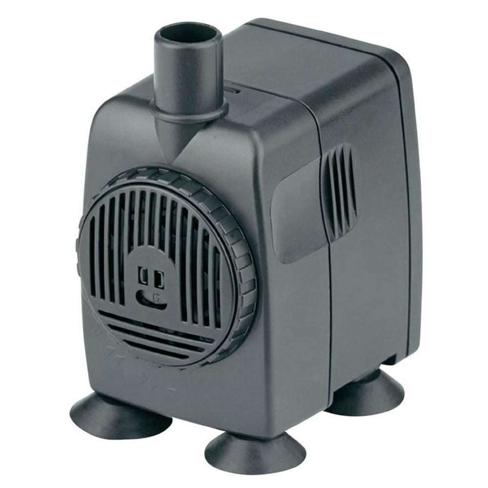 Pontec pondocompact 600 water feature pump pontec from for Water pond filters and pumps