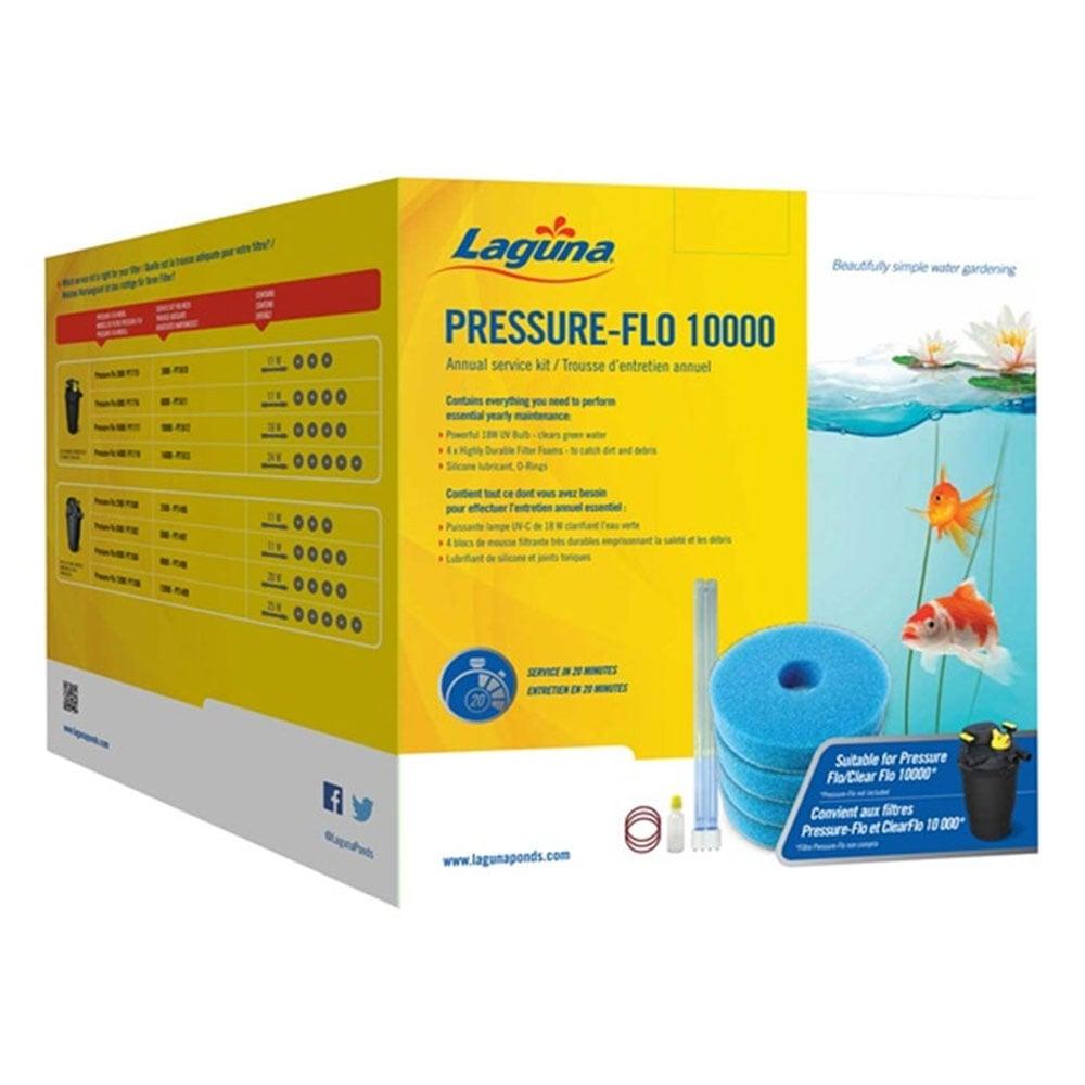 Laguna Pressure Flo 2500 Pond Filter Service Kit With UCV Bulb