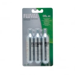 Pressurised Disposable CO2 Cartridges 20g (3pcs)