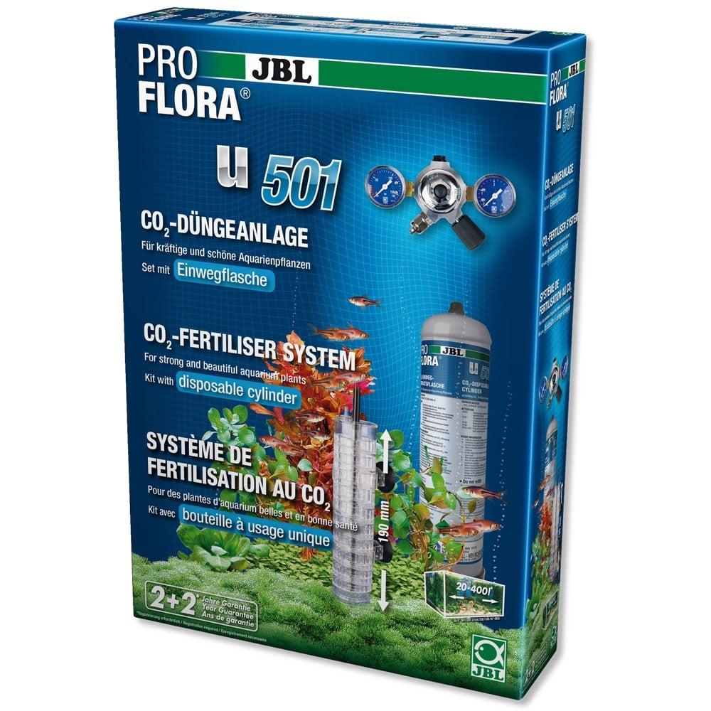 ProFlora u501 CO2 System